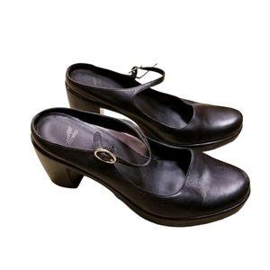 Dansko Trixie Soft Leather Maryjane Mule